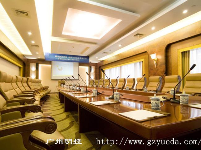 明控完成南京财经职业学校多媒体会议室会议系统工程图片